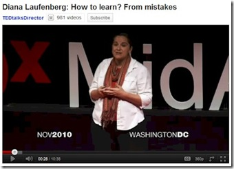 Diana Laufenberg - How to learn From mistakes