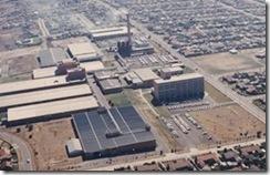 Factories - industrial center