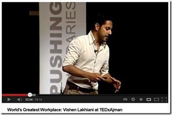 Vishen Lakhiani at TEDxAjman